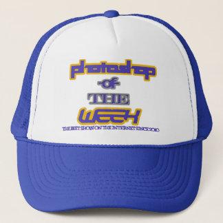週の帽子のPhotoshop キャップ