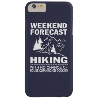 週末によって予測されるハイキング BARELY THERE iPhone 6 PLUS ケース