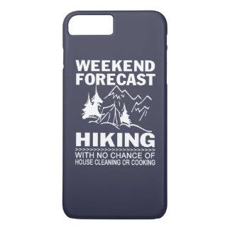 週末によって予測されるハイキング iPhone 8 PLUS/7 PLUSケース