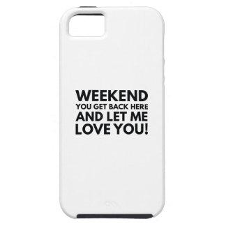 週末 iPhone SE/5/5s ケース