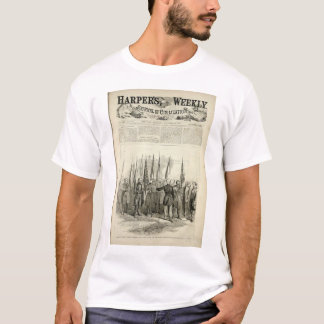 週間ハープ奏者 Tシャツ