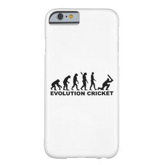 進化のコオロギ BARELY THERE iPhone 6 ケース