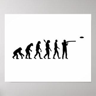 進化のトラップ射撃 ポスター
