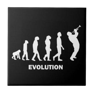 進化のトランペット タイル