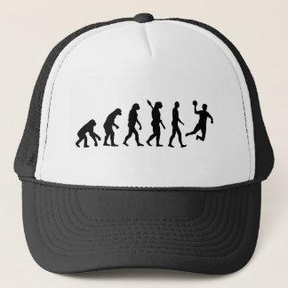 進化のハンドボール キャップ