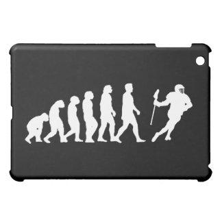 進化のラクロス iPad MINIカバー