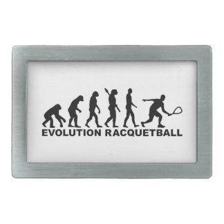 進化のラケットボール 長方形ベルトバックル
