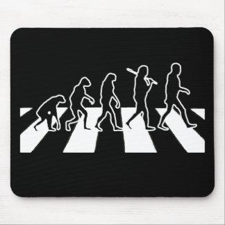 進化の大修道院の道 マウスパッド