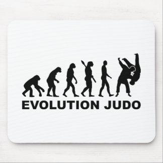 進化の柔道 マウスパッド
