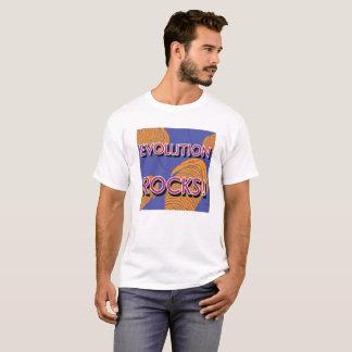 進化の石! Tシャツ