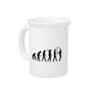 進化の縄跳び ピッチャー