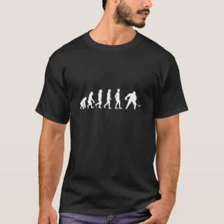進化ホッケー Tシャツ