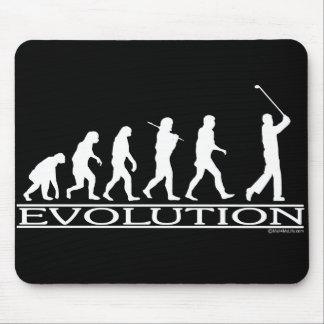 進化-人-ゴルフ マウスパッド
