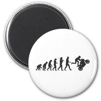 進化- Wheelie マグネット