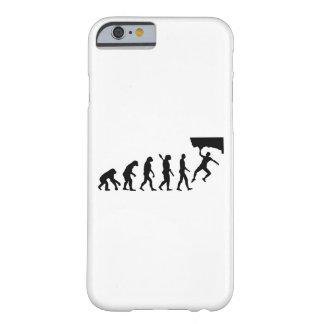 進化Bouldering Barely There iPhone 6 ケース