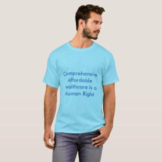 進歩的な心-ヘルスケア Tシャツ