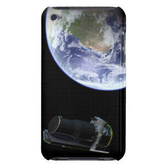 進水の後ですぐに出発するSpitzer地球 Case-Mate iPod Touch ケース