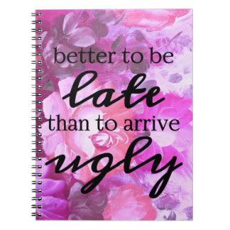 遅いがあるためにより着くために醜いよくして下さい ノートブック