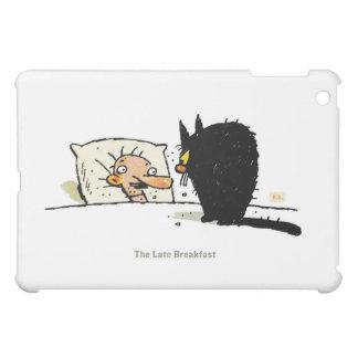遅い朝食 iPad MINI カバー