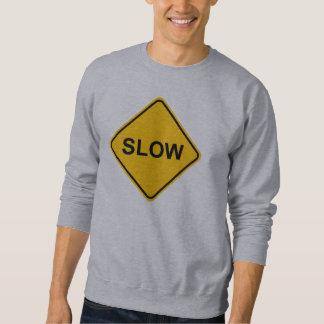遅い スウェットシャツ