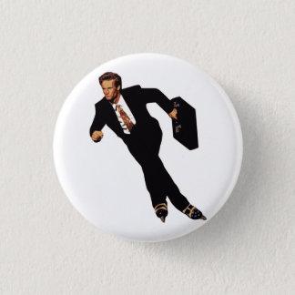 遅くビジネスRollerbladeのスケート選手のミームのために 缶バッジ