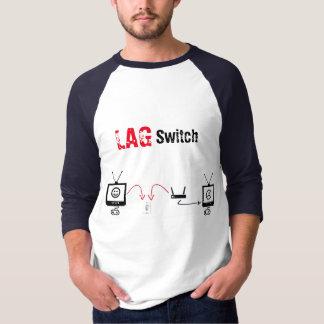 遅れスイッチがTシャツをいかに働かせるか Tシャツ