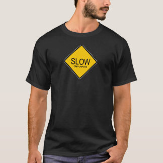 遅目的 Tシャツ