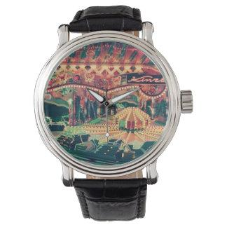 遊園地 腕時計