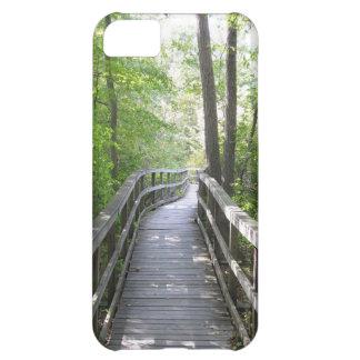 遊歩道のiPhoneの場合 iPhone5Cケース