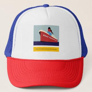 遊航船の港CHALMERSダニディンニュージーランド キャップ