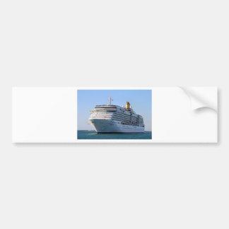 遊航船16 バンパーステッカー