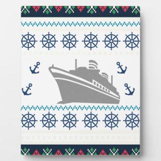 遊航船 フォトプラーク