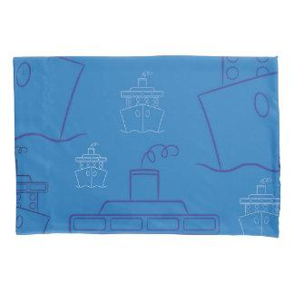遊航船 枕カバー