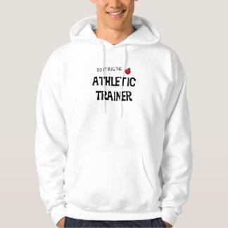 運動トレーナーのフード付きのスエットシャツを煩わせないで下さい パーカ