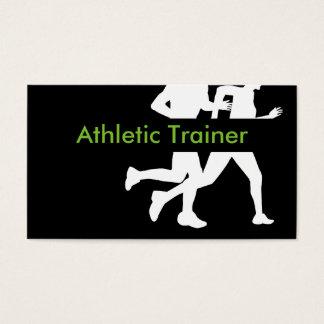運動トレーナー 名刺
