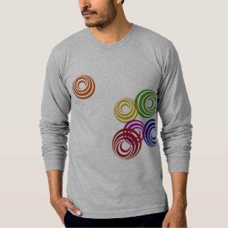 運動深さeffect_4 tシャツ