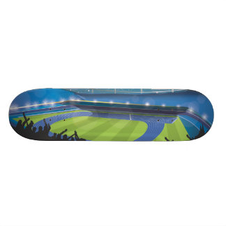 運動競技の競技場 カスタムスケートボード