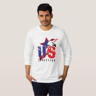 運動競技米国 Tシャツ