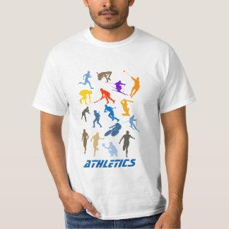 運動競技 Tシャツ