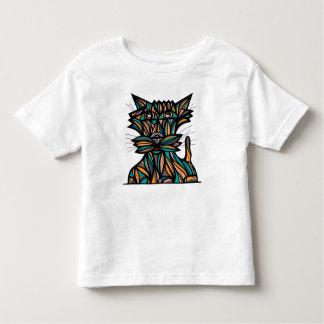 """""""運動量""""の幼児の素晴らしいジャージーのTシャツ トドラーTシャツ"""