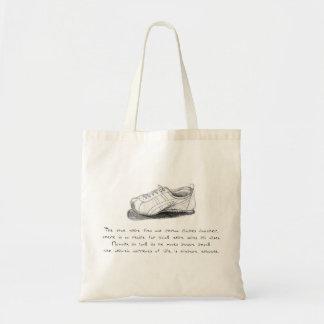 【運動靴】Athletic shoe トートバッグ