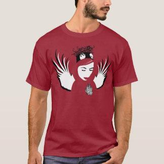 運命づけられた献身: 無くなった天使 Tシャツ