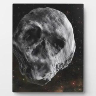 運命の小惑星 フォトプラーク