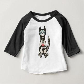 運命の猟犬 ベビーTシャツ