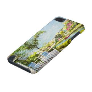 運河のテラス iPod TOUCH 5G ケース