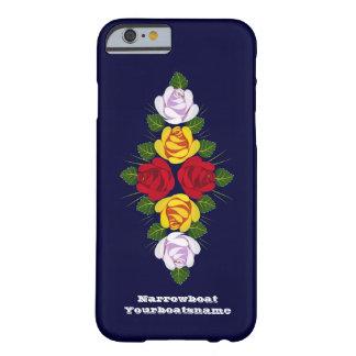 運河ボートのバラ BARELY THERE iPhone 6 ケース