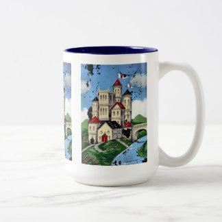 運河 ツートーンマグカップ