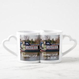 運河 ペアカップ