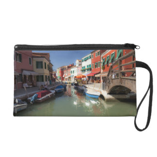 運河、Buranoの島、ベニス、イタリア2の白鳥 リストレット