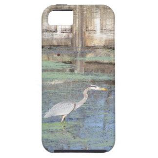 運河、iPhoneの鷲5つの堅いケース iPhone SE/5/5s ケース